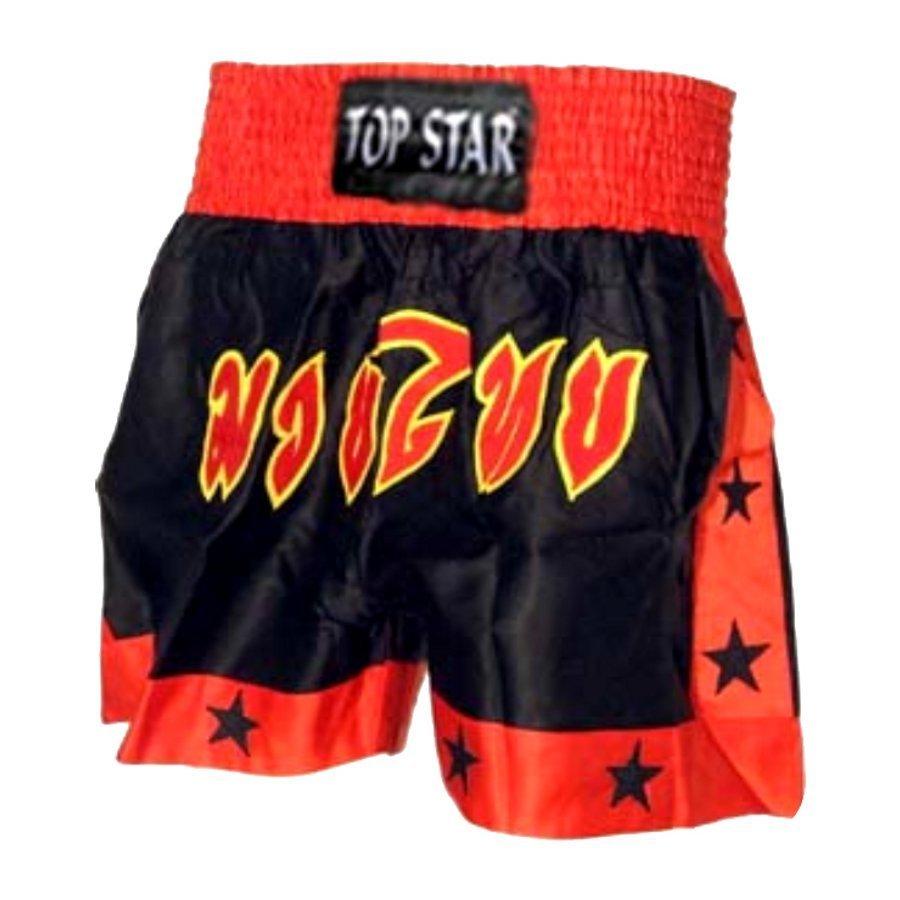 014e9d47f34191 Kick-Thai-Box Shorts schwarz-rot