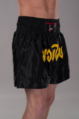 BUDO's FINEST Thai Shorts schwarz