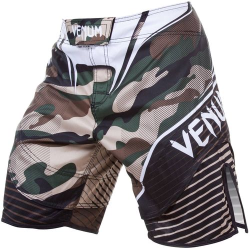 Venum Camo Hero Fight Shorts - grün/braun