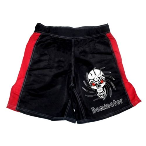 MMA-Shorts schwarz Power Fight TPS Dominator