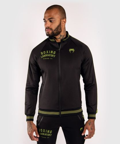 Venum Boxing Lab Track Jacket  black/khaki