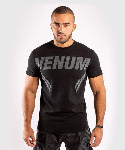 Venum ONE FC2 T-Shirt Black / Black